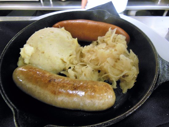 West Creek, NJ: Wurst Combination Special