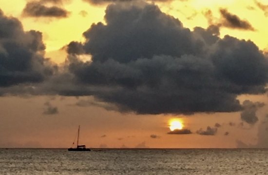 Saint Michael Parish, Barbados: Sunset