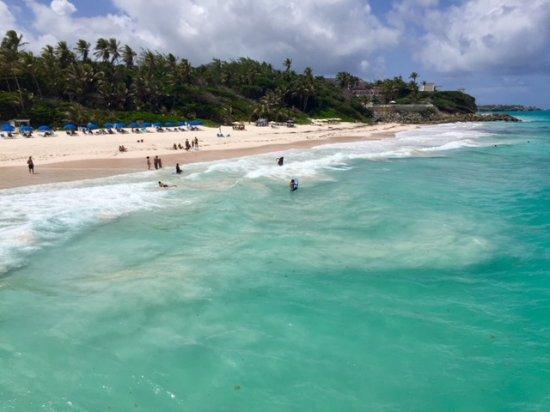 Union Hall, Barbados: Beautiful beach