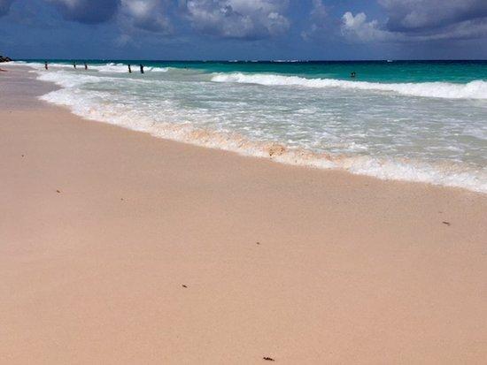 Union Hall, Barbados: Beach