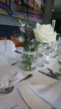 Parkers Restaurant: Christening