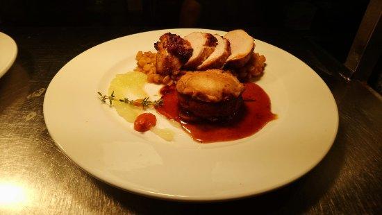 Parkers Restaurant: Pork Main Course