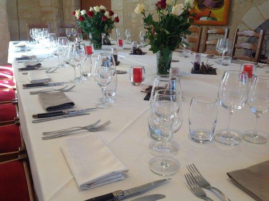 Montagne, Fransa: Grand Table convivial