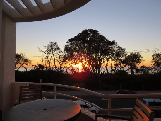 Maroochydore, Australia: Sunrise