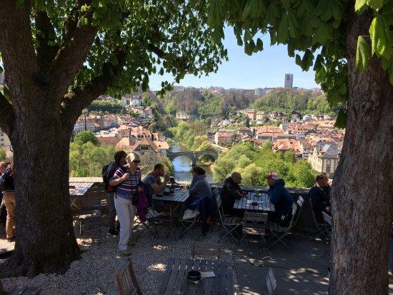 La Terraza Picture Of Le Belvedere Fribourg Tripadvisor