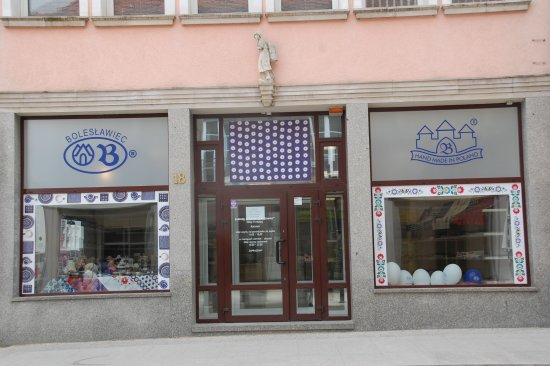 Boleslawiec Ceramic Shop