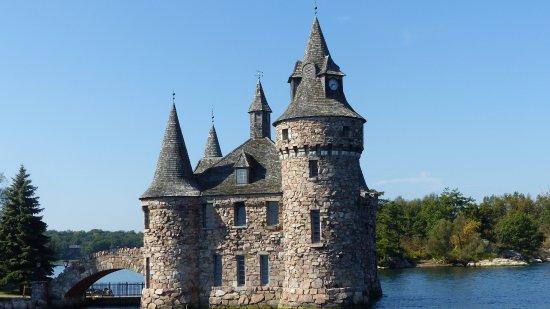 Rockport, Канада: La tour Aster du château