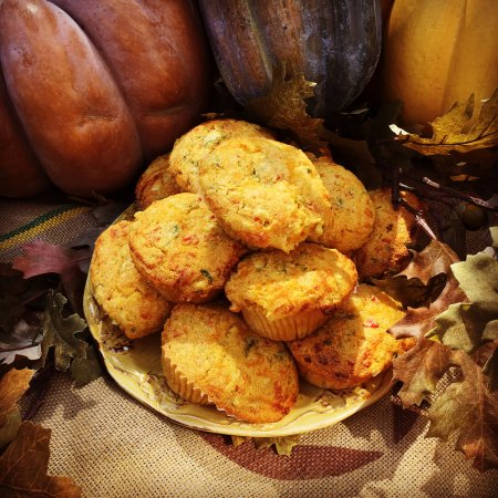 Ранчо Санта-Фе, Калифорния: Shane's Thanksgiving Corn Muffins