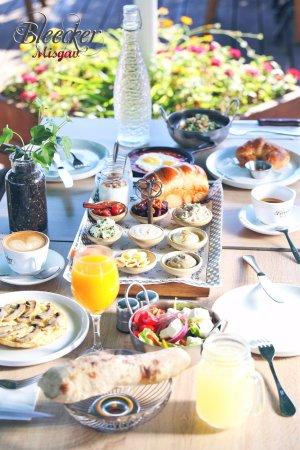 כרמיאל, ישראל: breakfast