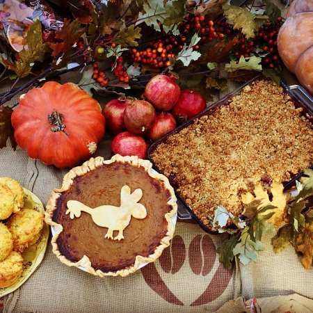 Rancho Santa Fe, CA: Thanksgiving Bakery