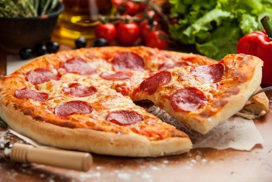 Wautoma, Висконсин: Tasty Pizza!