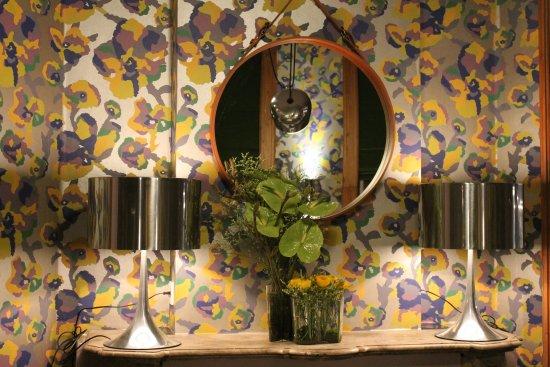 Aalst, Belçika: Tafelen in Restaurant Purple 15
