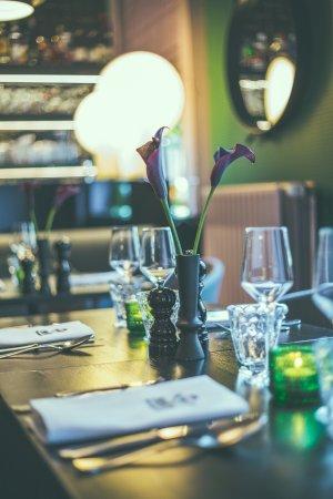 Aalst, België: Tafelen in Restaurant Purple 15