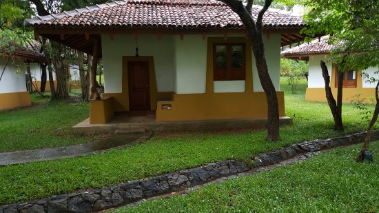 Amaya Lake: This is the cute villa where we stayed!