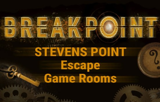 Stevens Point, WI: BreakPoint Escape Rooms