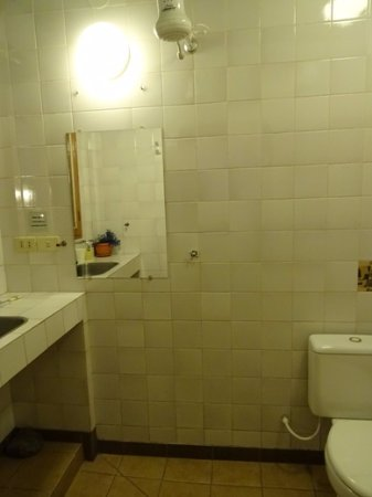 Casa AL Tronco: Salle de bain wc