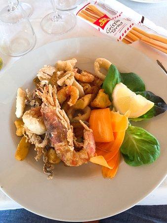 Magreglio, Italië: fritto misto