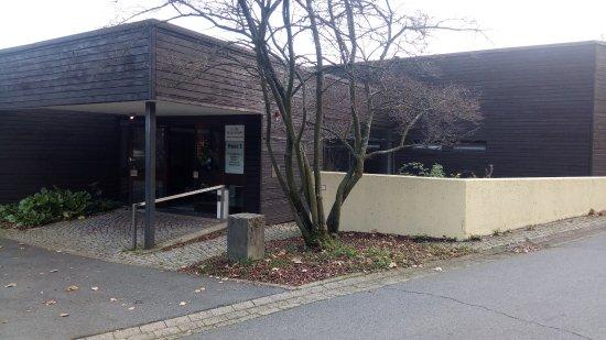 eingang zum haus 2 picture of haus hessenkopf goslar. Black Bedroom Furniture Sets. Home Design Ideas