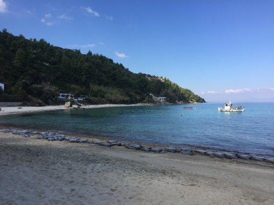 Afytos Beach: photo1.jpg