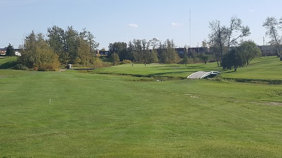 Kapuskasing golf hole