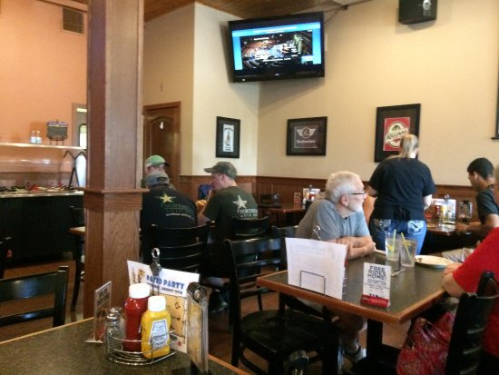 Lino Lakes, MN: More of the dining area.