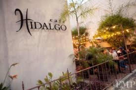 Fullerton, CA: Our cozy Zocalo patio