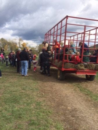 Washington, PA: Pumpkin Patch Hayrides