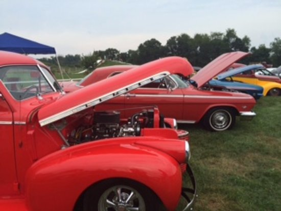 Washington, PA: Summer Car Show