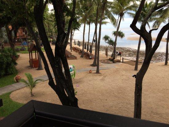 Anantara Hua Hin Resort: View from balcony