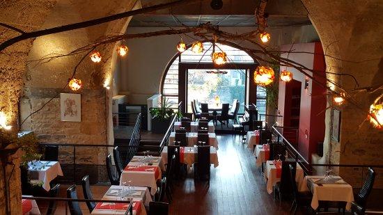 Caluire et Cuire, France: Salle Principale du Restaurant