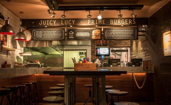 Juicy Lucy Lima Av La Mar 1328 Miraflores Restaurant