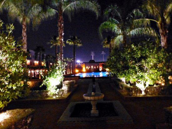 balcon terraza billede af hotel les jardins de l 39 agdal marrakech tripadvisor. Black Bedroom Furniture Sets. Home Design Ideas