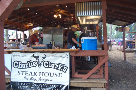 Pinetop-Lakeside, AZ: Orchard Grill