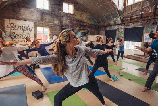 Reykjavik Yoga