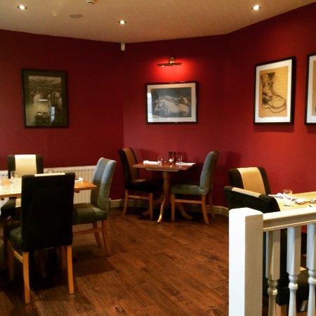 Settle, UK: Restaurant