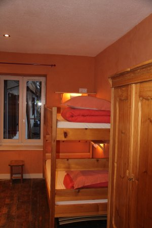Nevache, Francia: dortoir