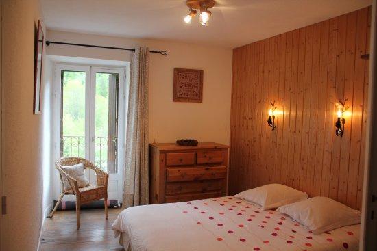 Nevache, Francia: chambre