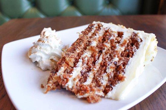 Ashburn, VA: Housemade Carrot Cake