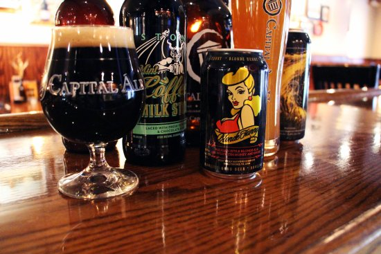 Midlothian, VA: Ask your bartender or server about our beer to go!