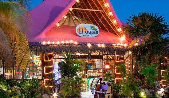 El Oasis Mariscos Cancun Restaurant Reviews Photos