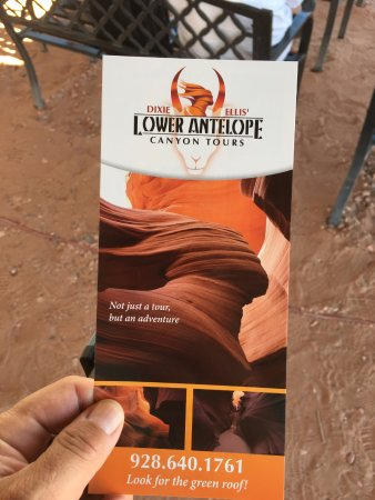 how to visit lower antelope canyon