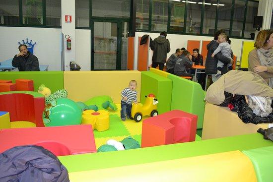 Serravalle, Saint-Marin : L'area baby