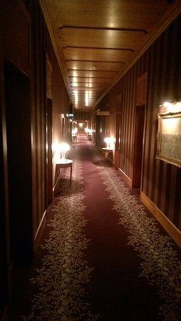Hotel Palmenwald Schwarzwaldhof: Gang
