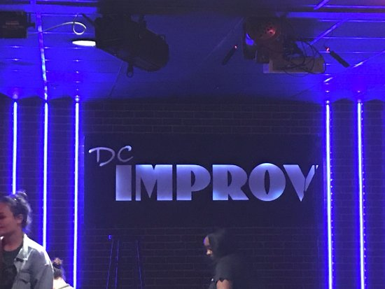 ‪DC Improv Comedy Club‬