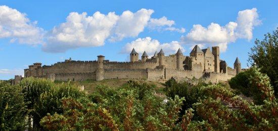 Esperaza, França: Carcasonne