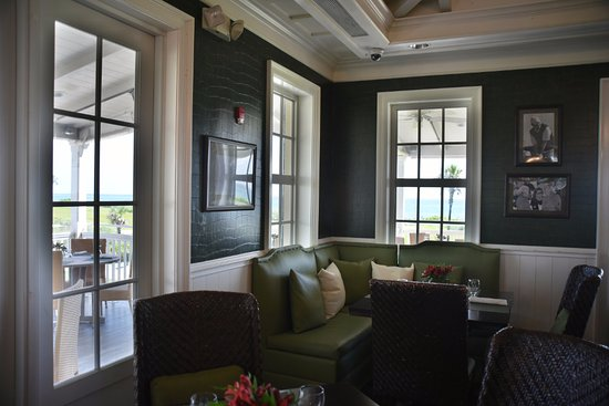 Our dining room has a British Colonial feel perfect for the ...