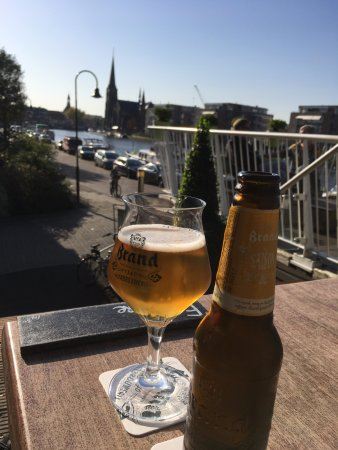 Leidschendam, The Netherlands: Brand Bier