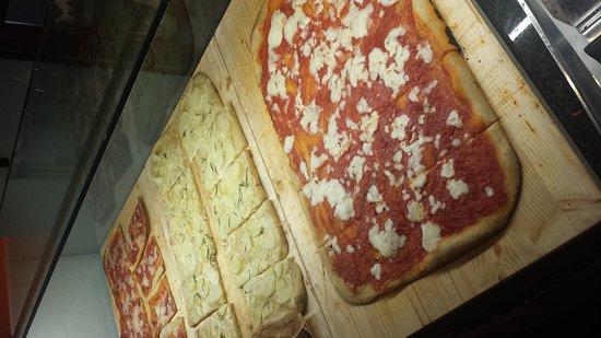 Santa Fiora, Włochy: C'e Pizza Per Te Da...Miky