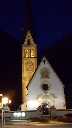 Langenfeld, النمسا: Kirche zur Hl Katharina - Pfarre Längenfeld