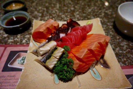 A great Japanese Buffet in Chiangmai